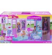 Mattel - Barbie - Ferienhaus