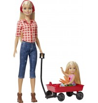 Mattel - Barbie - Farm Barbie und Chelsea