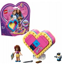 LEGO Friends - 41357 Olivias Herzbox