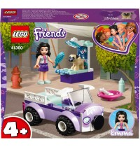 LEGO Friends - 41360 Emmas mobile Tierarztpraxis