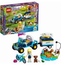 LEGO Friends - 41364 Stephanies Cabrio mit Anhänger