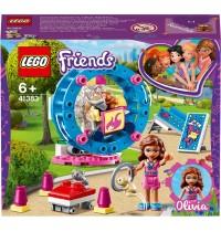 LEGO Friends - 41383 Olivias Hamster-Spielplatz
