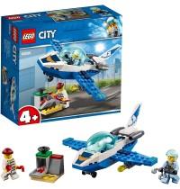 LEGO City Police - 60206 Polizei Flugzeugpatrouille