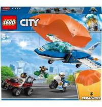 LEGO City Police - 60208 Polizei Flucht mit dem Fallschirm