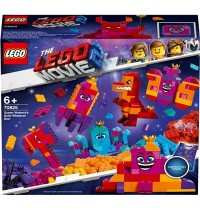 LEGO Movie 2 - 70825 Königin Wasimma Si-Willis Bau-Was-Du-Willst-Box!