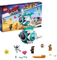 LEGO Movie 2 - 70830 Sweet Mischmaschs Systar Raumschiff