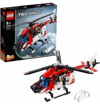 LEGO Technic - 42092 Rettungshubschrauber