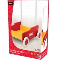 BRIO - Toddler - Lauflernwagen, rot/gelb