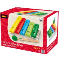 BRIO - Toddler - Musical Instruments - Xylophon