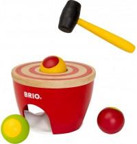 BRIO - Toddler - Kugel-Hammerspiel