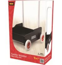 BRIO - Toddler - Lauflernwagen, schwarz