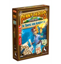 Pegasus - Penny Papers Adventures - Im Tempel von Apikhabou