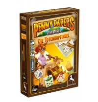 Pegasus - Penny Papers Adventures - Die Totenkopfinsel
