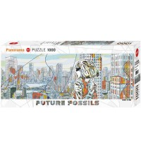Heye - Future Fossils - Aquapolis Panorama 1000 Teile