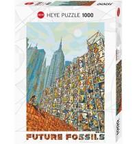 Heye - Future Fossils - Home in Mind Standard 1000 Teile