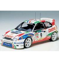 Tamiya - 1:24 Toyota Corolla Wrc
