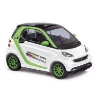 Busch Modellbahnzubehör - Smart Fortwo 2012 Champion des Jahres