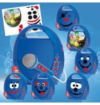 Busch Modellbahnzubehör - CD-Player für Kinder