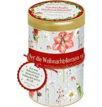 Coppenrath Verlag - Sprüchedose Nimm eins! Zauberhafte Weihnachtszeit! (Bastin)