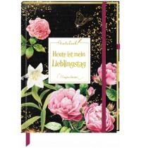 Coppenrath Verlag - Notizbuch -Heute ist mein Lieblingstag (Stoffeinb.) (Bastin)