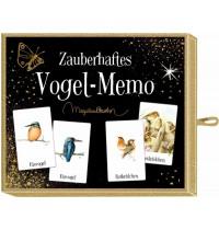 Coppenrath Verlag - Schachtelspiel – Zauberhaftes Vogel-Memo (M. Bastin)