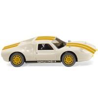 Wiking - Porsche 904 GTS - perlweiß