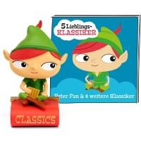 Tonies - 5 Lieblings-Klassiker - Peter Pan und weitere Klassiker