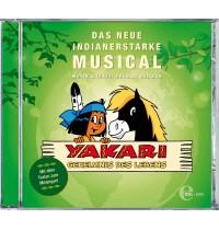 Edel:KIDS CD - Yakari - Das Musical 2 - Geheimnis des Lebens