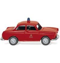Wiking - Feuerwehr - VW 1600 Limousine