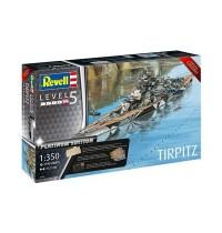 Revell - Tirpitz Platinum Edition