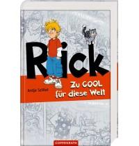 Coppenrath Verlag - Rick - Zu cool für diese Welt Sammelband
