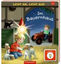 Coppenrath Verlag - Licht an, Licht aus - Im Bauernhaus