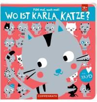 Coppenrath Verlag - Fühl mal, such mal! - Wo ist Karla Katze?