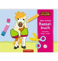 Coppenrath Verlag - Mein kleiner Ponyhof - Mein erstes Bastelbuch