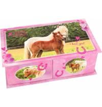Depesche - Horses Dreams - Schmuckbox Motiv  1