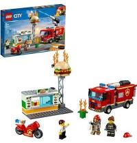 LEGO - City 60214 - Feuerwehreinsatz im Burger-Restaurant