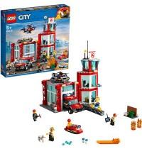 LEGO - City 60215 - Feuerwehr-Station