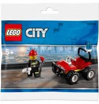 LEGO - City 30361 - Feuerwehr-Buggy
