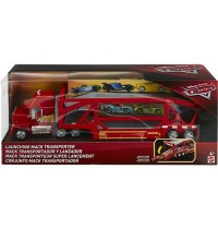 Mattel - Cars - Disney Cars Mack Transporter