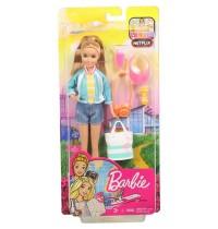 Mattel - Barbie Reise Stacie Puppe