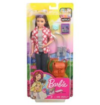 Mattel - Barbie Reise Skipper Puppe