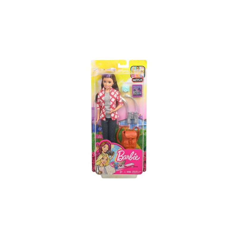 Mattel Barbie Reise Skipper Puppe Barbie