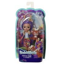 Mattel - Enchantimals Danessa Deer und Sprint