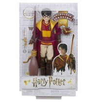 Mattel - Harry Potter Quidditch Harry Potter Puppe