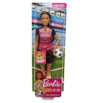 Mattel - Barbie 60th Anniversary Sportlerin Puppe