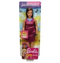 Mattel - Barbie 60th Anniversary Journalistin Puppe