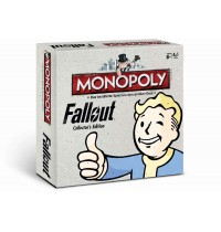 Winning Moves - Monopoly - Fallout