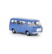 Fiat 238 Bus, fernblau, TD