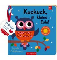 Coppenrath Verlag - Mein Filz- Fühlbuch - Kuckuck, kleine Eule!