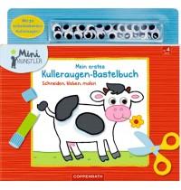 Coppenrath Verlag - Mein erstes Kulleraugen-Bastelbuch - Mini-Künstler